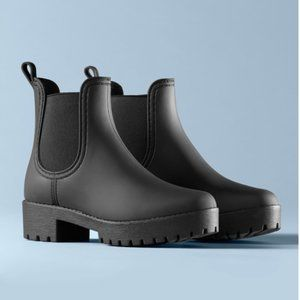 NIB JEFFERY CAMBELL Waterproof Chelsea Rain Boot